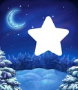 зимняя звезда