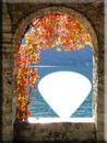 le fenêtre sur mer