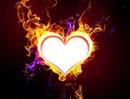 love flammé