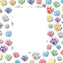 empreintes de chien 1 photo