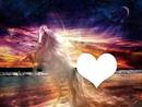 un cheval sur la plage 1 photo