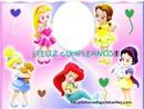 Princesas Babys