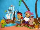 Jake y los piratas del pais de nunca jamas