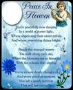 peace in heaven