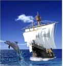 marina in segelschiff