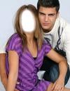 Maxi iglesias avec une fille