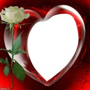 corazon rojo