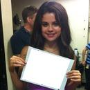 Selena autogrof