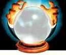 Bola de cristal / Crystal Ball
