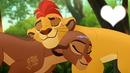lion guard Kion and Rani