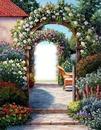 Portal Florido! Por*Maria Ribeiro*