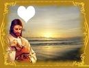 estou no coraçao de jesus