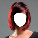Femme Cheveux rouge