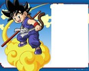 songoku dans dragon ball