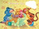 Bourriquet,Winnie,Porcinet et Tigrou