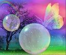 ton idole dans des bulles!!