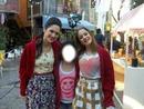 Fran y Violetta