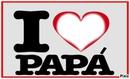 yo amo papa