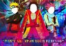 Naruto, Luffy & Natsu