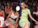 Avec Katy Perry