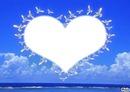 coeur colombe