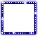 quadro azul