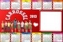 Calendário dos Carrossel(Criado da Página Do Facebook Eu Amo Carrossel)!