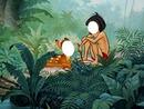 Bamby and Mowgli