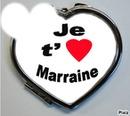 Je t'aime Marraine