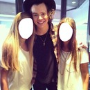 Harry con fans