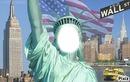 visage da la statue de la liberté