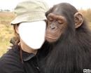 avec mon singe