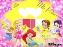feliz dia del niño princesas