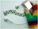 la tête dans la musique