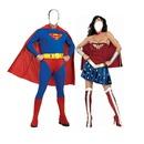 wonderwoman et superman