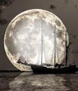 UNIVERSO - Grande Lua & Caravela