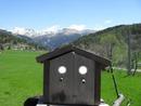 la petite maison à la montagne
