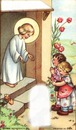 menino jesus com crianças
