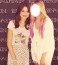 Selena e você