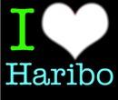 i love haribo
