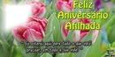 aniversario afilhada