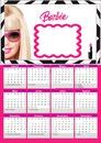 Barbie Calendario
