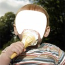 bebe glace