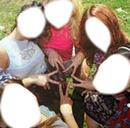 Lara,violetta,Ludmiła,Cami i Fran :)