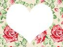 Kalp-Çiçek