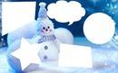 Muñeco de nieve (5 fotos)