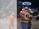 LOST IN SPACE - Robô k9