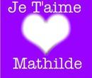 Mathilde mon <3