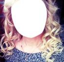 femme cheveux friser