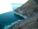 un beau cadre de la mer bleu